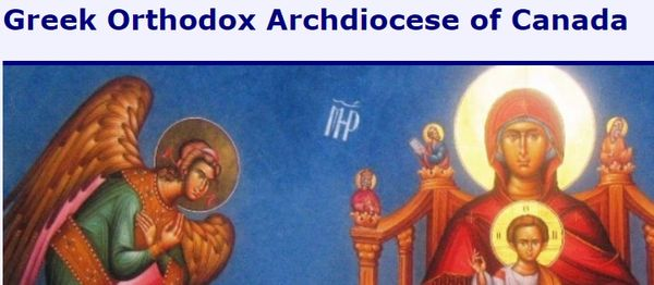 Greek Orthodox Archdiocese of Canada News Room