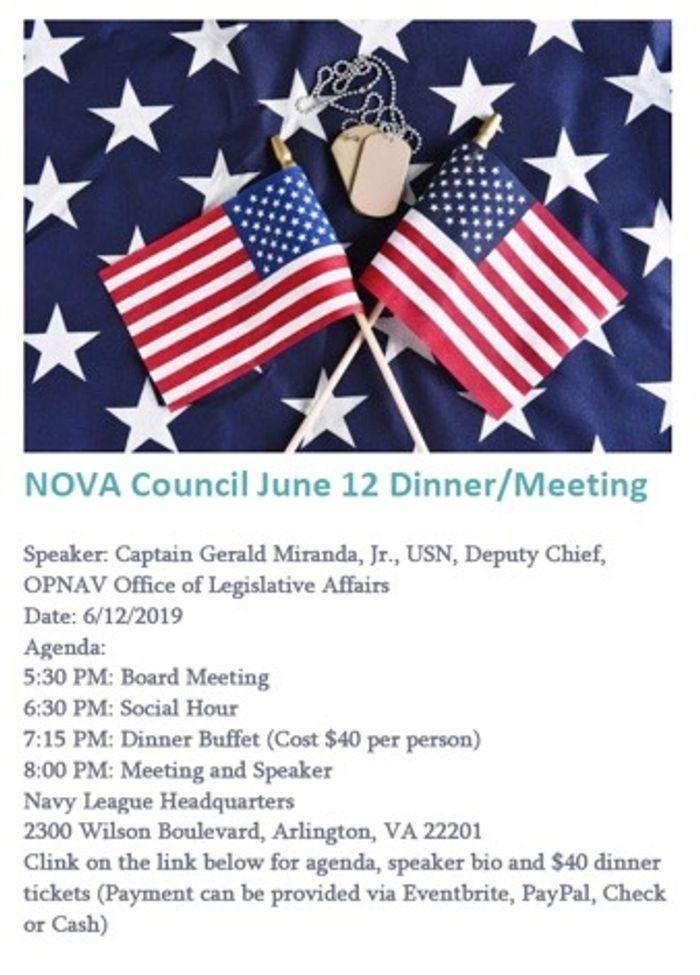 USNL Northern Viriginia Council