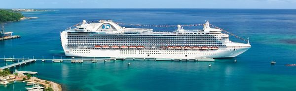 Book Princess Cruises at TLC Travels' Tours & Cruises!