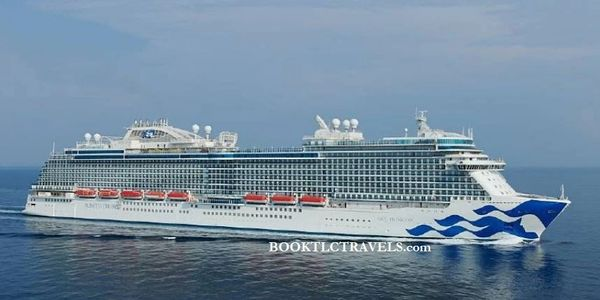 Book the new Sky Princess Cruise at TLC Travels' Tours & Cruises!