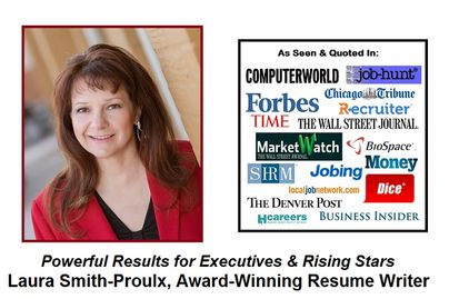 Laura Smith-Proulx Reviews, An Expert Resume