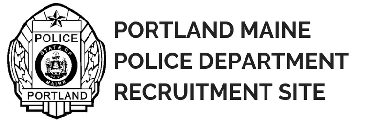 Portland Maine Police Department Recruitment site