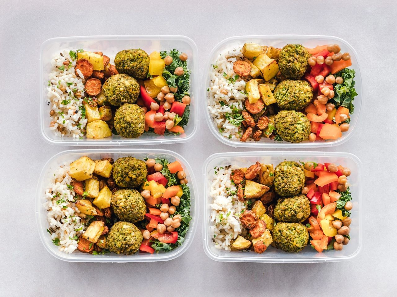 Piatti Freddi Veloci Da Asporto meal prep: come organizzare i pasti per tutta la settimana