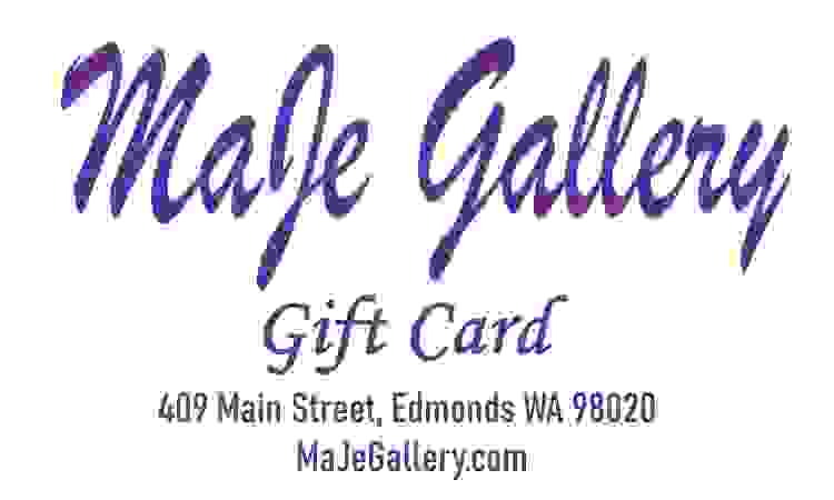 Gift card for MaJe Gallery