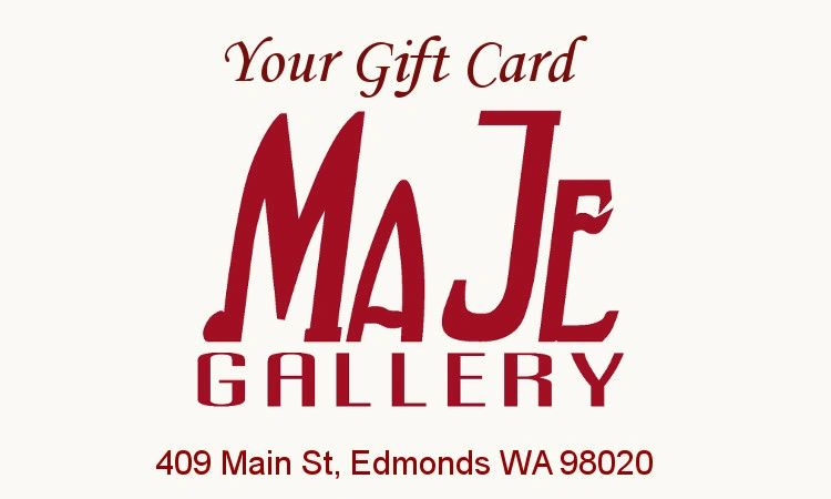 The MaJe Gallery Gift Card