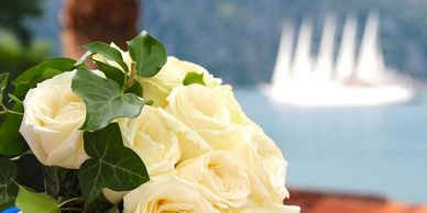 Weddings, anniversaries, vow renewals, birthdays, quincinieras, celebrations at sea