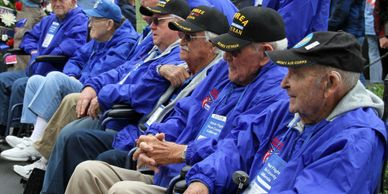 Themed tours, military reunion