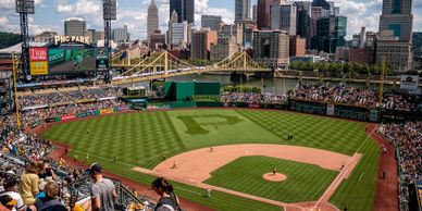 PNC Park - Home of the Pittsburgh Pirates Baseball