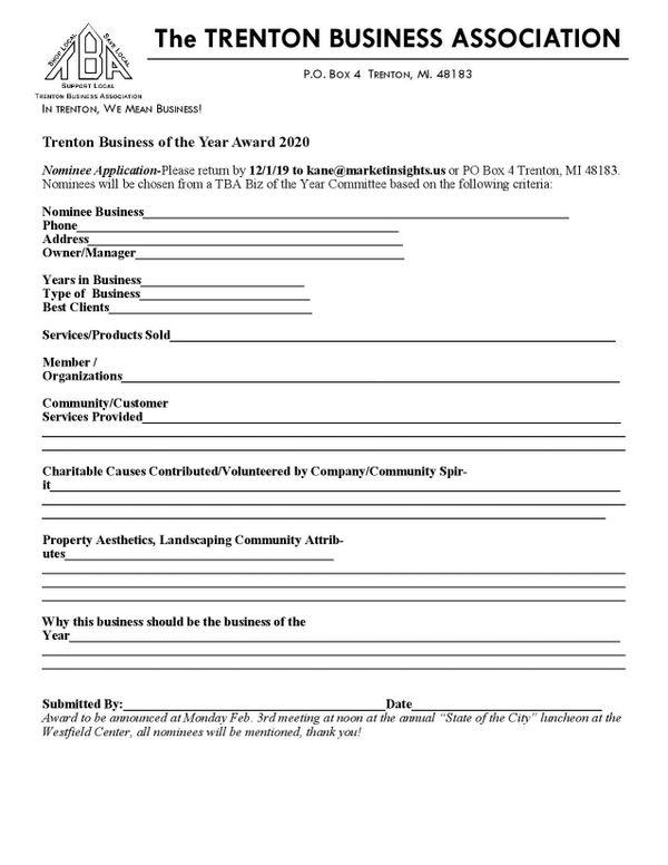 Trenton Street Fair 2020.Trenton Business Association Home