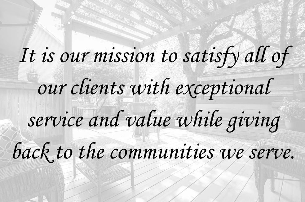 Iowa Home Consulting mission statement