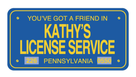 Kathy's License Service