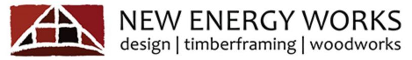 New Energy Works recommends Log & Timber Connections