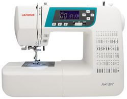 JANOME 3160QDC 60 STITCH COMPUTERIZED SEWING MACHINE