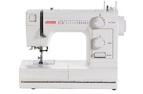 JANOME HD-1000 MECHANICAL SEWING MACHINE