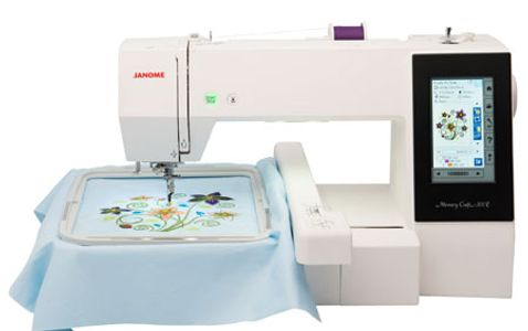 JANOME 500E EMBROIDERY ONLY SEWING MACHINE