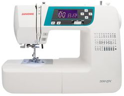 JANOME 3160QDC-B 30 STITCH COMPUTERIZED SEWING MACHINE
