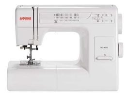 JANOME HD-3000 MECHANICAL SEWING MACHINE