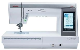 JANOME MEMORY CRAFT 9400 COMPUTERIZED SEWING MACHINE