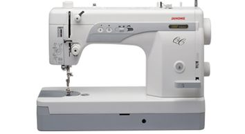 JANOME 1600P-QC HIGH SPEED STRAIGHT STITCH SEMI INDUSTIRAL MACHINE