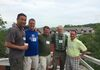 Mike Cobb and Theta Chi Brothers 25th Year Reunion