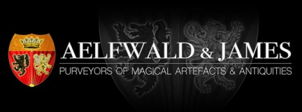 Welcome to Aelfwald and James