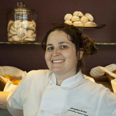 Morgaine Brunn, Morgaine Bregalad, pastry chef, owner, bakery, Maryland bakery, french macarons