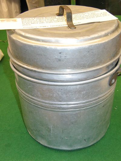 miners lunch pail