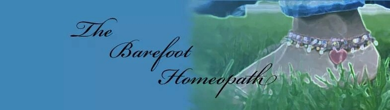 The Barefoot Homeopath