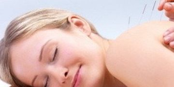 Acupuncture relaxes & heals