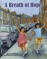 A BREATH OF HOPE  (American Bar Association Publishers) illustrated by Chuck Galey.