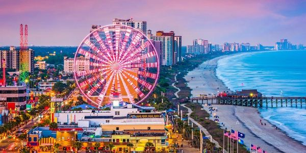 Myrtle Beach Skyline DJ Wayne Cribb  Happily Ever After Entertainment