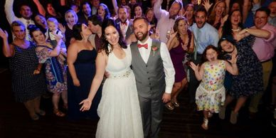 Myrtle Beach Train Depot Wedding DJ Wayne Cribb Happily Ever After Entertainment