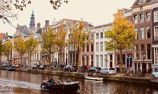 Boat Tours in Amsterdam, Netherlands.