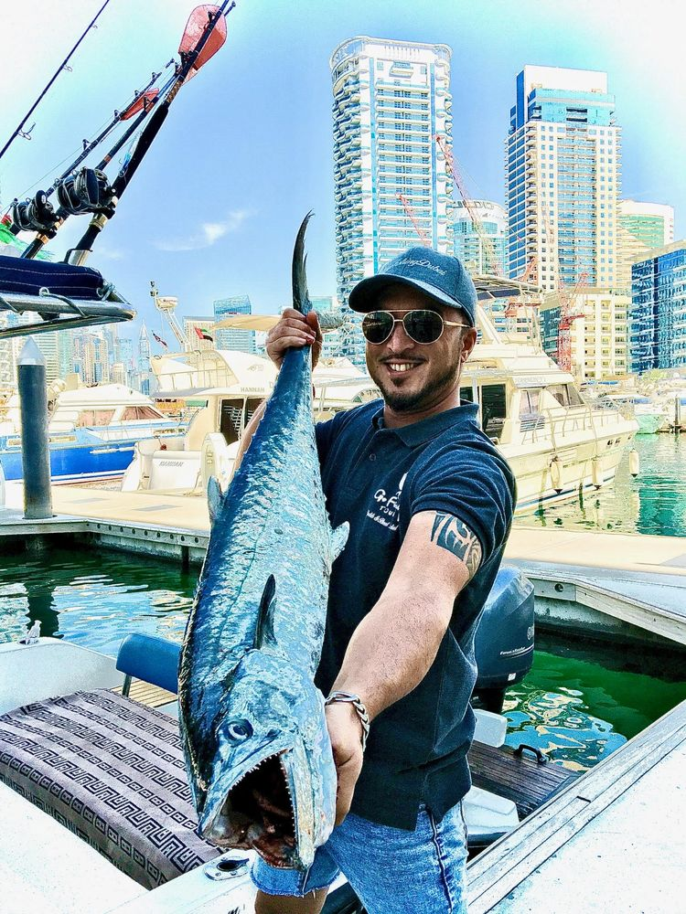 Fishing in Dubai with Go Fishing Dubai. big game fishing, fishing trips in Dubai UAE, Fishing tours.
