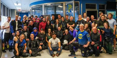 Indoor Skydiving Wind Tunnel Workshop