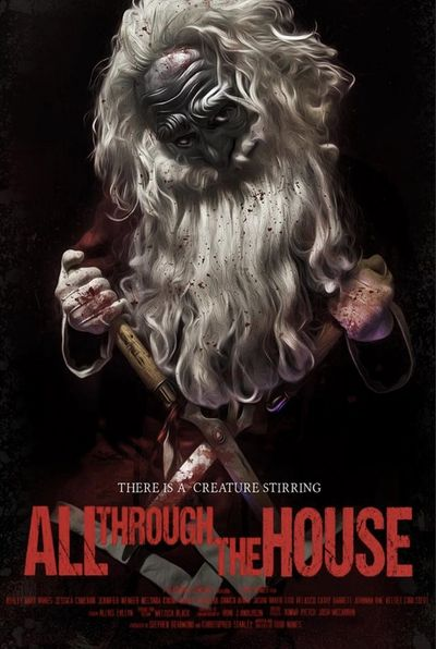 All Through The House Movie Poster