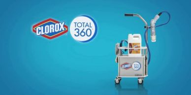 clorox 360 disinfectall