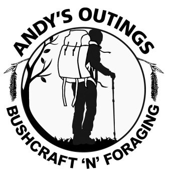 Andy's outings bushcraft and foraging