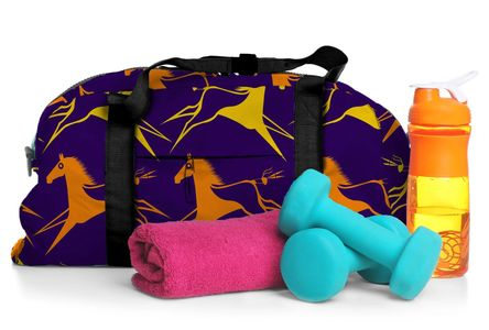 melvin war eagle native american artist designer duffle bags redbubble