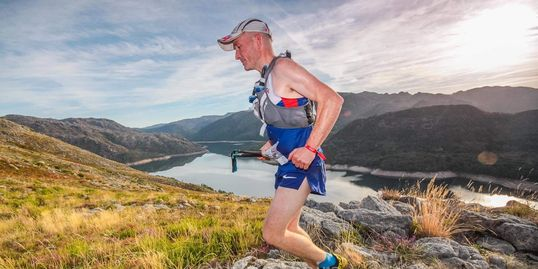 Running for Great Britain at the Trail World Championships in Portugal 2016