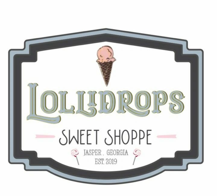 Lollidrops candy store, ice cream shop