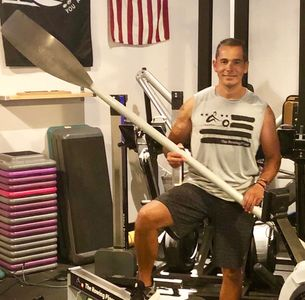 Certified Rowing Trainer Pedro Palacios will make sure you learn to use the rowing machine