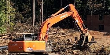 Site Clearing, Treework, and Site Development in Northern Virginia