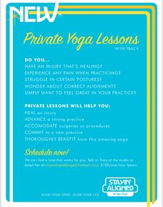 Private Classes available!