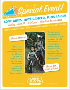 Dana Farber Cancer Bikram Yoga Karma Northampton Pioneer Valley Bikes Fundraiser Local