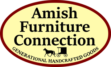 Amish furniture collection logo