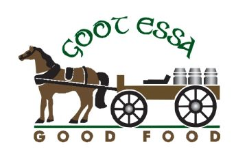 Goot Essa logo horse and carriage