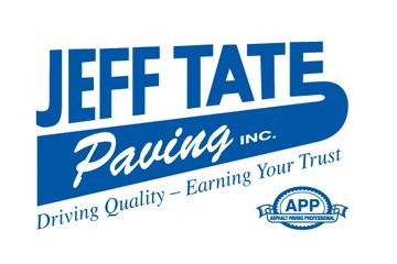 Jeff Tate Home Paving Asphalt seal coating