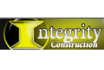 Integrity Construction home replacement windows and doors, insulation, decks, and exterior siding.