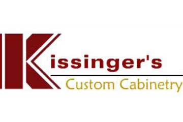 Kissinger's Custom Cabinetry Logo
